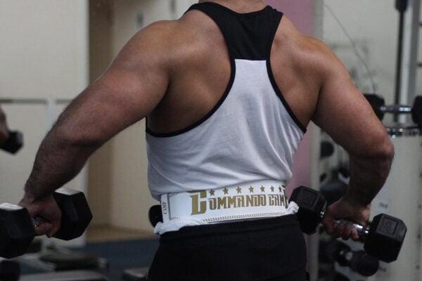 gym belt back support