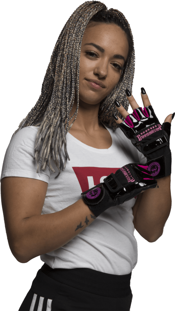 Weight Lifting Gloves For Women By Commando Camp - The Elite Black & Pink 1