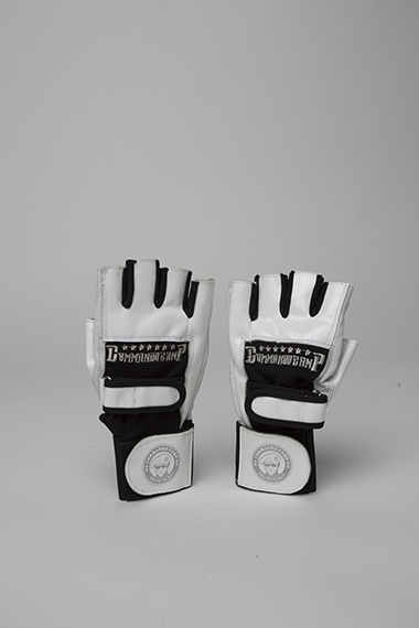 Weight lifting gloves by Commando Camp - The Elite