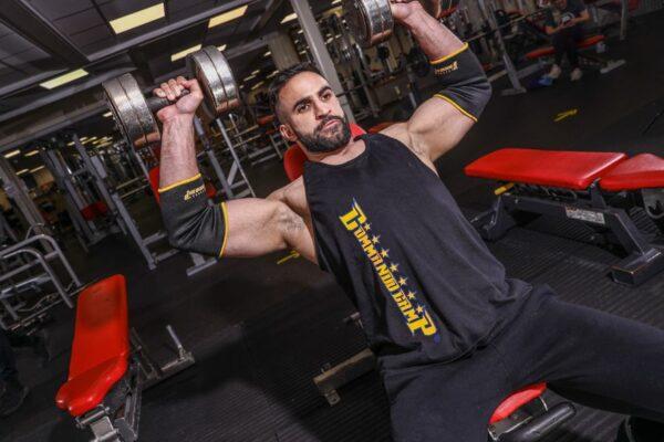 Elite Performance elbow sleeves